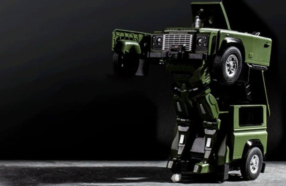 Brand New Defender Toys Now Available