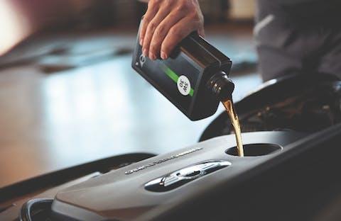 MINI Oil Service