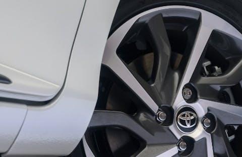 Beadles Toyota Price Match Tyre Offer