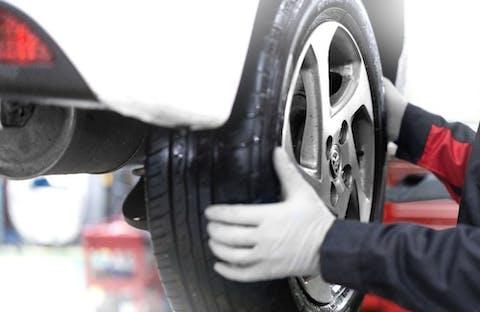 Four Wheel Alignment Offer