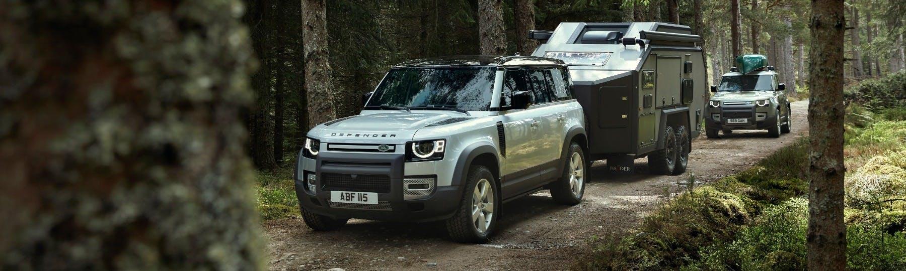 land rover Defender 110 New Car Offer