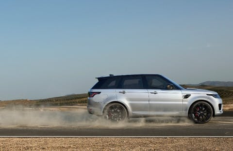 Land Rover Tyre Offer