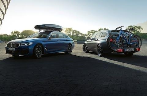 BMW Transportation and Luggage