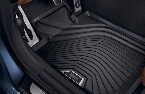 Interior and Exterior Genuine BMW Accessories