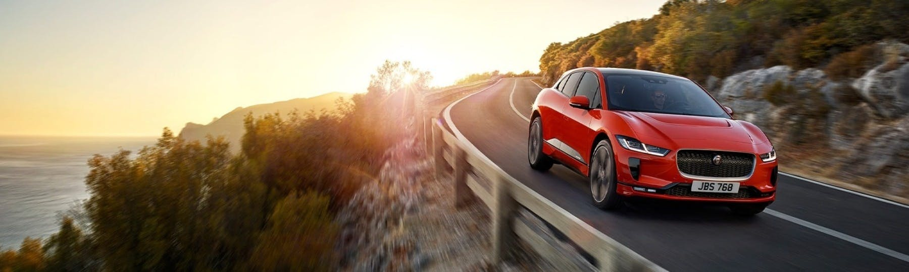 All Electric Jaguar I-PACE Used Car Offer