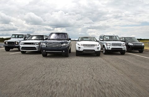3+ Land Rover Servicing