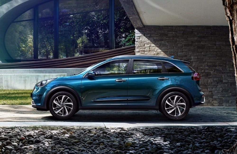 Upgrade to a Niro 4 Offer
