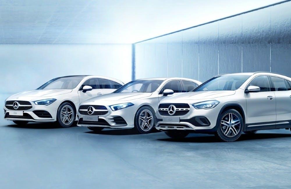 Request a Mercedes-Benz Bodyshop Quotation